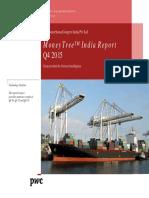 Moneytree India Report q4 2015
