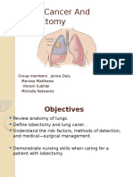 Adult Nursing ca of larynx