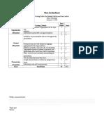 micro teaching report for natasha and jean