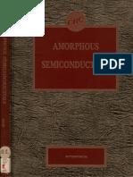 Adler AmorphousSemiconductors