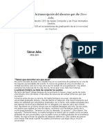 3 Historias de Steve Jobs
