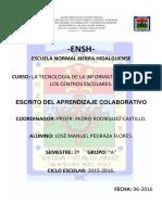 Aprendizaje Colaborativo PDF