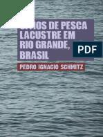 Sítios de pesca lacustre em Rio Grande, RS, Brasil