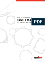 Guidance Gasket Material
