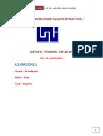 4TA Ejercicios Resueltos de Analisis Estructural i