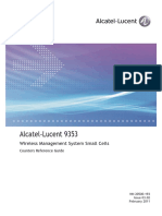 Alcatel-Lucent Wireless Management System Small Cells Counters Reference Guide