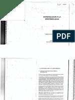 Introduccion a La Epistemologia (2)