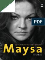 Maysa - So Numa Multidao de Amo - Lira Neto