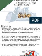 sistemas de tren de rodaje