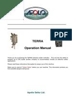Terra Manual 4-09