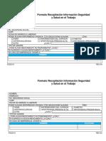 Formato Recopilación SAST 18001