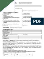 Evaluación Diagnostica Fisica 2