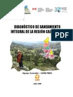 Regional Diagnosis - Cajamarca Care Bringas