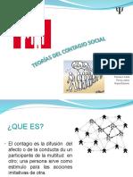 Teorias Del Contagio Social (2) (2)