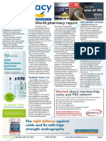 Pharmacy Daily for Tue 12 Jul 2016 - IBISWorld pharmacy report, NatRUM audit launched, Diabeteswontstopme, Guild Update and much more