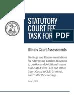 2016 Statutory Court Fee Task Force Report