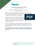Call for IPSF PARO Subcommittees 2016-17 (Português)