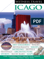 Chicago DK Eyewitness Travel Guides