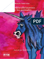 Michelle Todd Uribe - El Redescubrimiento de Los Animales