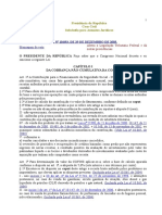 Lei Nº 10.833 - 2003 - Legislação Tributaria