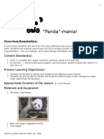 workout one - panda-mania
