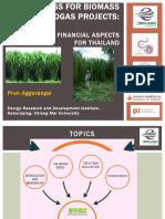 2014 en Aggarangsi Pep Infoveranstaltung Biogas Biomasse Philippinen Thailand
