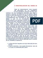 POSIBILIDAD DE INDUSTRIALIZACIÓN DEL HARINA DE TARWI.docx