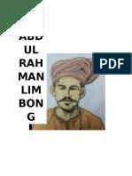 Gambar Dan Nama Tokoh