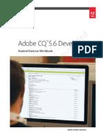 Adobe CQ 5.6 Developer