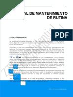 Manual de Mantenimiento 1.0
