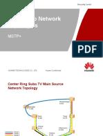 MSTP+ Topology Configuration