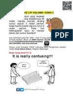 Quiz Lpi Volume i Edisi 3