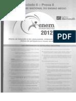 Simulado Bernoulli 6 - Prova II.pdf