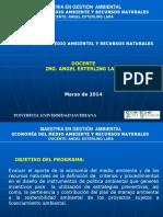 Presentación Economía de MA y RN 2013