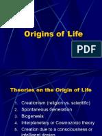 1Origins of Life