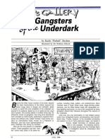 Gangsters of the Underdark