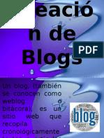 Creación de Blogs Clase 3