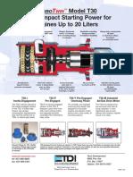 Product Sheet - TDI T30