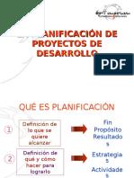 2 Planificacion Proyectos Desarrollo 2013