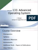 MS111 - OS