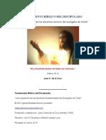 Fundamento Bíblico Del Discipulado