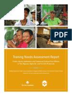 Vietnam Tna Report English Aug 09