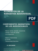 Elementos de La Narrativa Audiovisual