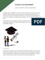 Educación_ ¿Vale La Pena Ir a La Universidad_ - 18.03