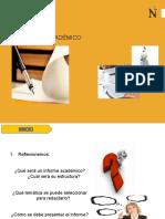 Informe Académico.ppt