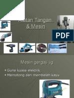 alatan tangan&mesin