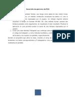 Desarrollo de Ejercicios de POO