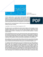 International Observership Handbook | Plastic Surgery | Surgery