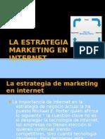 La Estrategia de Marketing en Internet