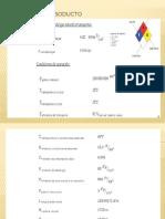 Diseño gasoducto ticoman